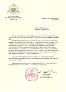 Ks. dr Wiktor SkworcArcybiskupMetropolita Katowicki